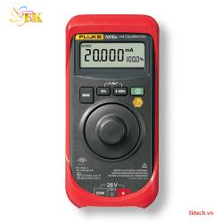 Máy hiệu chuẩn dòng điện mA Fluke 707Ex:Loop Calibrator