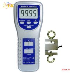 Máy đo lực PCE-FM 1000 Force Meter đo lên tới 100 kg / 981 N