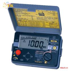 Đồng hồ đo điện trở cách điện Kyoritsu 3022