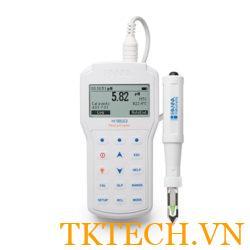 Máy đo pH/ nhiệt độ trong thịt Hanna HI98163